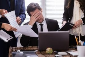 Work Stresses Out 59% of Adults
